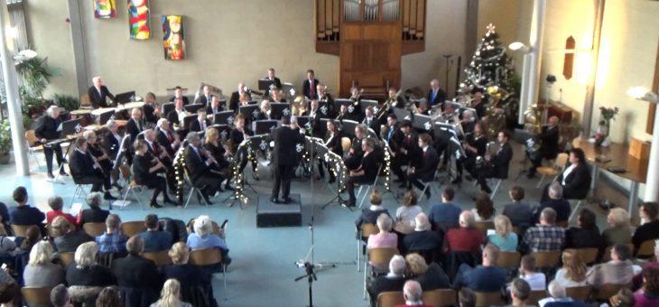 Opnamen kerstconcert 2017